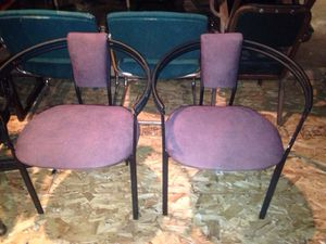 Two very chic modern chairs for Sale in Caledonia, MI
