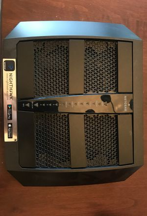 Nighthawk router X6 AC3200 for Sale in Columbus, IN