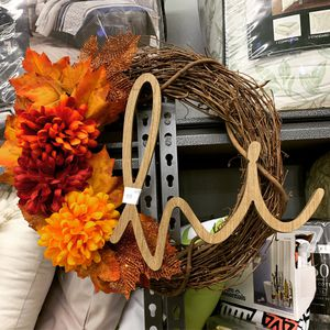 Fall wreath! for Sale in Mansfield, TX