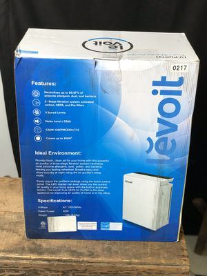 Levoit LV-Pur131 Air Purifier for Home with True HEPA Filter White for Sale in Los Angeles, CA