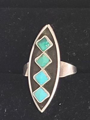 Vintage Native American Ring by Erma Waatsa for Sale in Glendale, CA