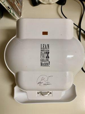 George Foreman Lean Mean Fat Grilling Machine for Sale in Tequesta, FL