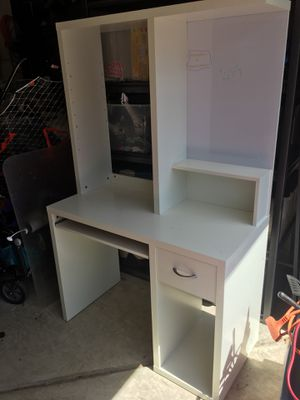 White desk for Sale in Washington, DC