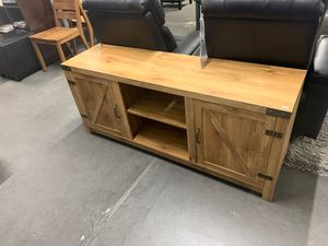 58inch tv stand PRICE IS FIRM for Sale in Modesto, CA