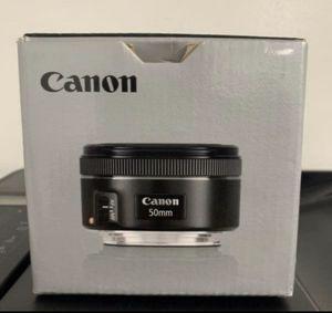 Canon 50mm Lens ! for Sale in Marietta, GA