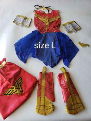 Wonder Woman Costume for Sale in Downey, CA