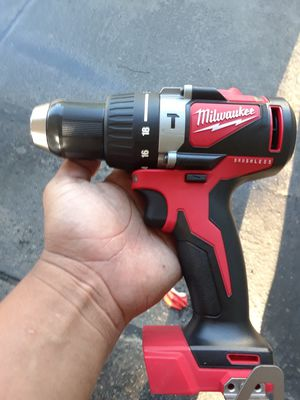 MILWAUKEE M18 DRILL HAMMER BRUSHLESS for Sale in Chula Vista, CA