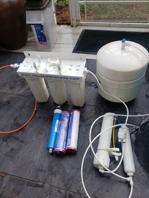 AQUASAFE REVERSE OSMOSIS SYSTEM for Sale in Boca Raton, FL