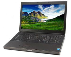 """Dell Precision M6800 17.3"""" Laptop Intel Core i7 4th 2.80 GHz 16GB DDR3 256 SSD for Sale in Irvine, CA"""