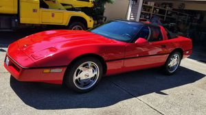 1989 Chevy Corvette 6SP 68K showroom condition for Sale in Puyallup, WA