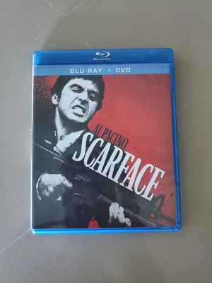 Scarface Bluray for Sale in San Diego, CA