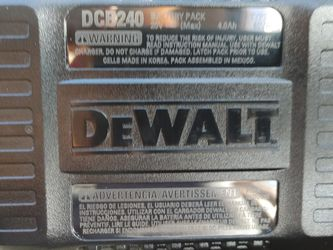 20-Volt MAX Compact Lithium-Ion 4.0Ah Battery Pack for Sale in Meridian,  ID