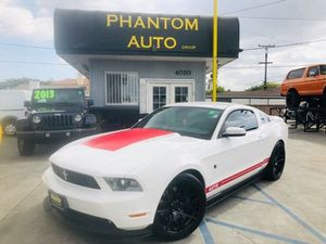 2010 Ford Mustang for Sale in South Gate, CA