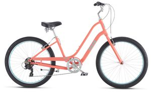 Woman's bike/ Schwinn signature sivica 7 comfort cruiser for Sale in Clovis, CA