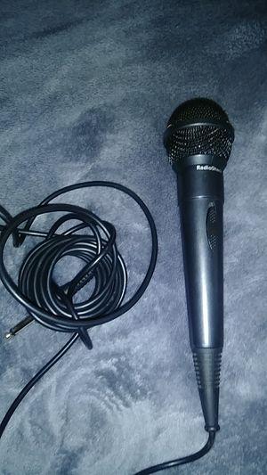Radioshack microphone for Sale in Plano, TX