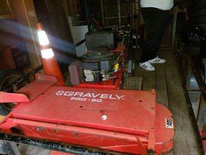 Gravely 60 in walk behind with sulky for Sale in Bristol, CT