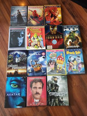 DVDs for Sale in Auburn, WA