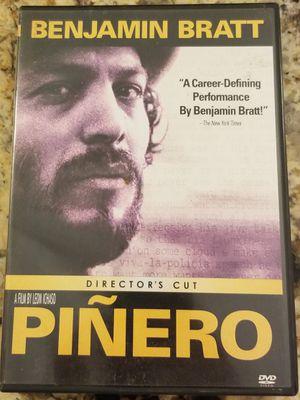 Pinero dvd movie stars Benjamin Bratt for Sale in Three Rivers, MI