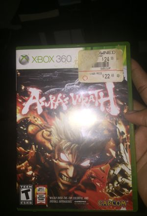 Asura's Wrath (Xbox 360 Game) for Sale in Berwyn Heights, MD