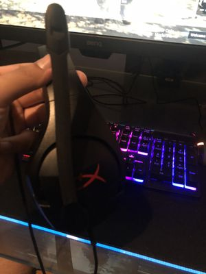 HYPERX Wired Gaming Headset for Sale in Whittier, CA
