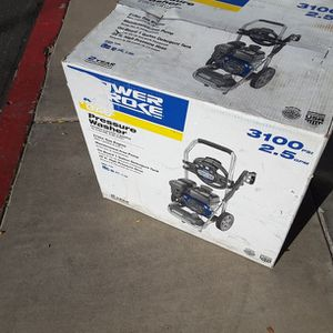 PowerStroke 3100 PSI Gas Pressure Washer / Power Washer for Sale in Phoenix, AZ