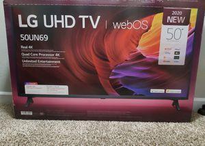 TV LG 50 UN 69 for Sale in Tampa, FL