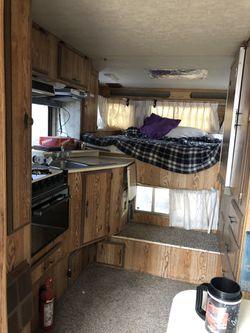 1989 S&S long bed camper for Sale in Spokane,  WA