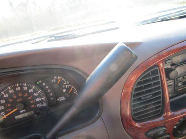 2002 Toyota Tundra Access Cab