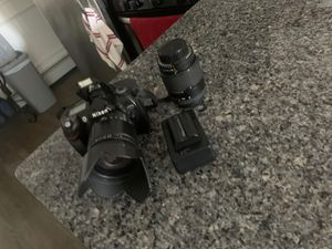 Nikon camera for Sale in New Britain, CT