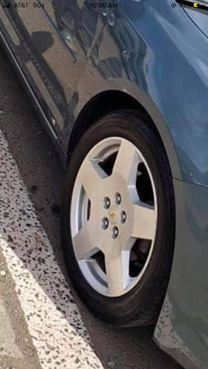 Chevy Malibu 2009 RIMS AND TIRES ALL 4 for Sale in Newark, NJ