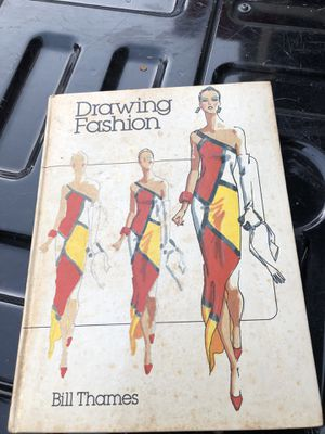 Drawing Fashion Designers Book for Sale in Houston, TX