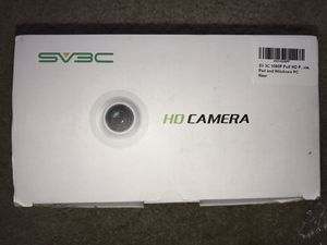 HD camera SV3C 1080p full Hd for Sale in Nashville, TN