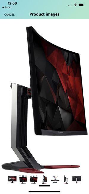 Acer Predator 32in 1440p 165hz Monitor for Sale in Winter Springs, FL