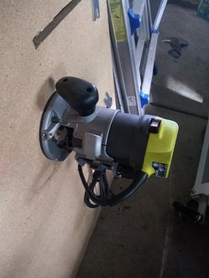 Ryobi 120v 8.5 amp corded router for Sale in Beaver Dam, WI