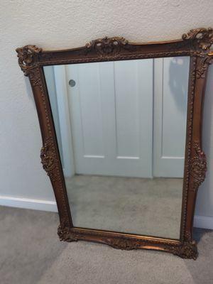Bronze Framed Mirror for Sale in East Wenatchee, WA
