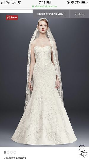 Wedding Dress for Sale in Charleroi, PA