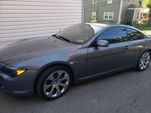 BMW 650i for Sale in Pittsburgh, PA
