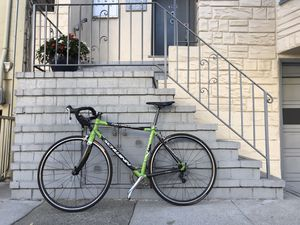 Carbon Fiber w/ Dura Ace Schwinn Road Bike for Sale in San Francisco, CA