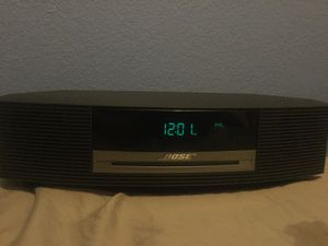 BOSE WaVe music system 110 for Sale in Mesquite, TX