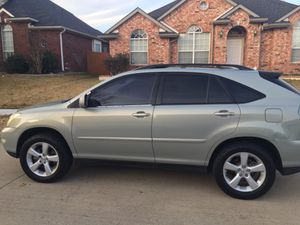 2004. Lexus RX 330 Superclean driving good no problem.$4700Clean154.200 for Sale in Plano, TX