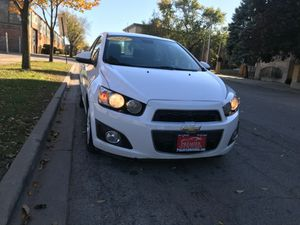 2012 Chevy Sonic is 2LT Sedan for Sale in Chicago, IL