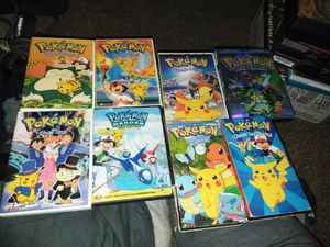 Pokemon DVD's and VHS for Sale in Buffalo, NY