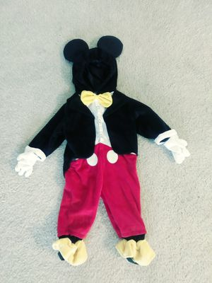 Mickey Mouse costume for Sale in Winter Haven, FL