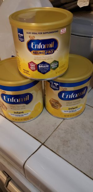 Enfamil Formula for Sale in Signal Hill, CA