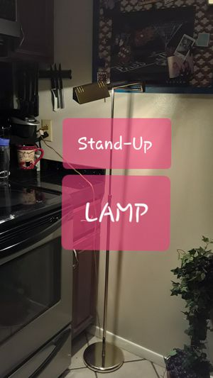 LAMP for Sale in Akron, OH