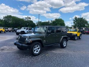 2015 Jeep Wrangler Unlimited for Sale in Riverview, FL