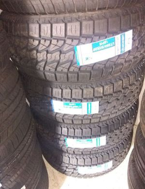 SET OF NEW 285/50/20 LT TIRES for Sale in West Covina, CA