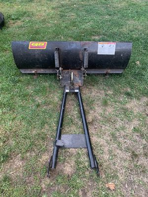 Quad boss snow plow for Sale in South Windsor, CT