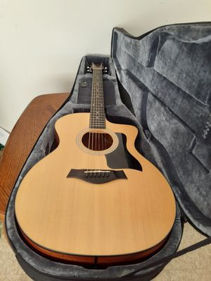 Taylor 114ce 6 strings guitar for Sale in San Diego, CA