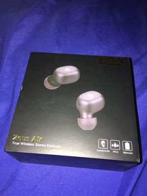 Wireless headphones earbuds for Sale in Worcester, MA